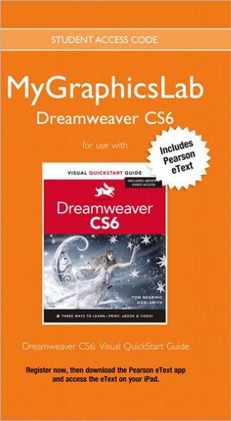 Dreamweaver CS6 Visual Quickstart Guide